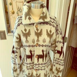 Jackets & Blazers - Alpaca jacket